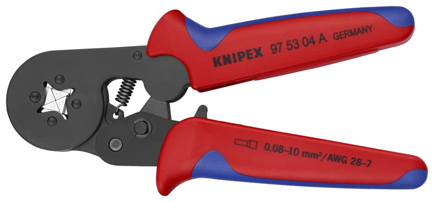 KNIPEX 97 49 09 Crimpeinsatz für Aderendhülsen