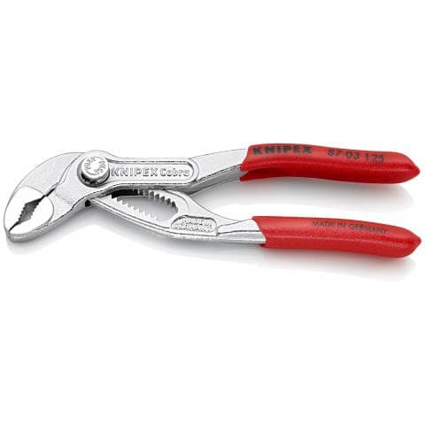 KNIPEX 87 03 125 Cobra® Hightech-Wasserpumpenzange