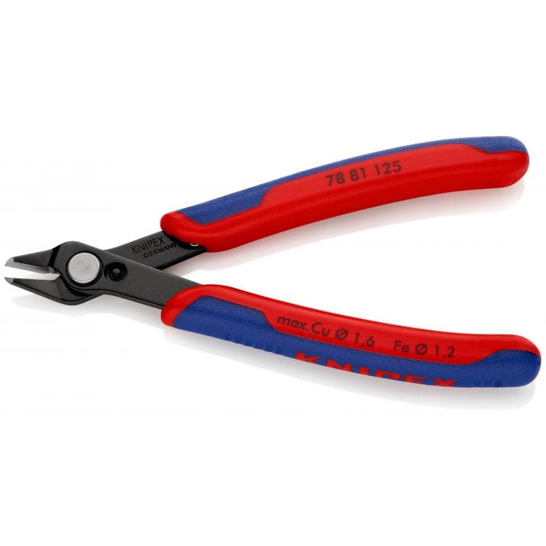 KNIPEX 78 81 125 Electronic Super Knips®