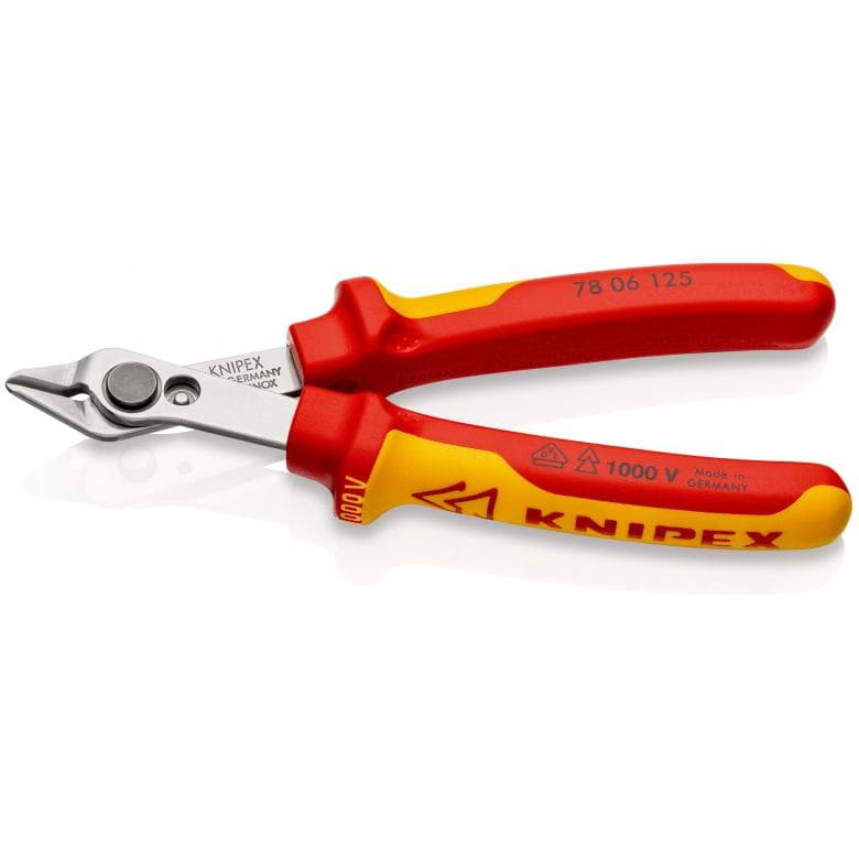 KNIPEX 78 06 125 Electronic Super Knips® VDE